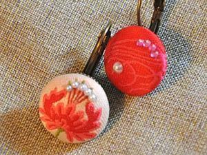 Быстро и просто: Серьги-трансформер. Ярмарка Мастеров - ручная работа, handmade.