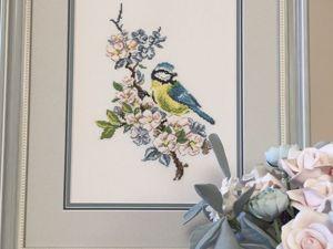 История одной птички. Ярмарка Мастеров - ручная работа, handmade.