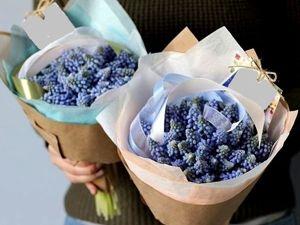 Букеты и аранжировки из весенних цветов на 8 марта. Ярмарка Мастеров - ручная работа, handmade.