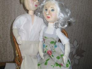 Куклы интерьерные. Ярмарка Мастеров - ручная работа, handmade.