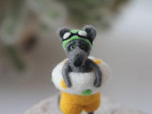 Новая мышка в моем магазине!. Ярмарка Мастеров - ручная работа, handmade.