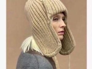 Новые шапки — ушанки!. Ярмарка Мастеров - ручная работа, handmade.