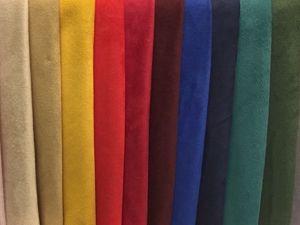 Замша на триктаже — более полный обзор ткани. Ярмарка Мастеров - ручная работа, handmade.