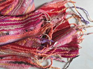 Небольшая скидка на 1 неделю на три шарфа. Ярмарка Мастеров - ручная работа, handmade.