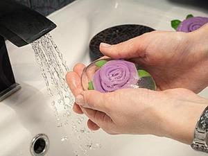 """Как сделать мыло в объемной форме: """"Роза"""". Ярмарка Мастеров - ручная работа, handmade."""