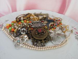 Аукцион на винтажные украшения! Геральдика, серебро, американские бренды, крупные броши. Ярмарка Мастеров - ручная работа, handmade.