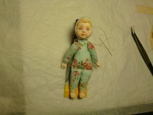 Новинка. Набор для создания куклы. Ярмарка Мастеров - ручная работа, handmade.