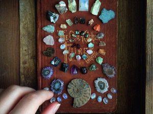 Душевный настрой на неделю от магазина  «Сила камней». Ярмарка Мастеров - ручная работа, handmade.