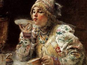 Время пить чай. Чайные русские традиции. Ярмарка Мастеров - ручная работа, handmade.