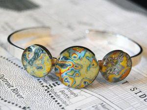 Вы сразу не догадаетесь из чего они сделаны! Бижутерия Эми Петерсон. Ярмарка Мастеров - ручная работа, handmade.