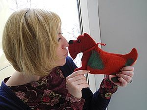 Бочонок-собачонок: создаем необычную сумочку. Ярмарка Мастеров - ручная работа, handmade.