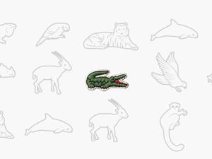 Крокодил не ловится: куда пропал крокодил с эмблемы Lacoste и откуда он вообще там взялся?. Ярмарка Мастеров - ручная работа, handmade.