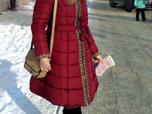 Тест-драйв зимней куртки  «Герда». Ярмарка Мастеров - ручная работа, handmade.