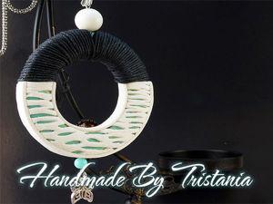 Видеоурок: лепим кулон «Секрет» из полимерной глины. Ярмарка Мастеров - ручная работа, handmade.