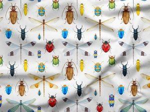 Много насекомых не бывает. Ярмарка Мастеров - ручная работа, handmade.