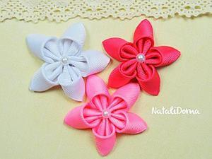 Как сделать милые декоративные цветочки. Ярмарка Мастеров - ручная работа, handmade.
