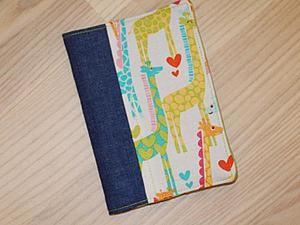 Мастер-класс: джинсовая обложка на паспорт своими руками. Ярмарка Мастеров - ручная работа, handmade.