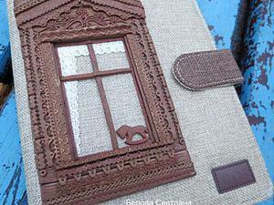 Мастер-класс: создаем резной наличник из полимерной глины. Ярмарка Мастеров - ручная работа, handmade.