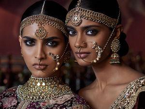 Роскошь и красота по-индийски: 45 невероятных фото, чтобы проникнуться великолепием традиционного костюма. Ярмарка Мастеров - ручная работа, handmade.