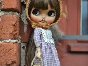 Samia. New Girl. Custom Blythe. Ярмарка Мастеров - ручная работа, handmade.