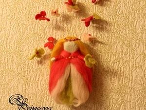"""Украшение для детской """"Принцесса Гортензия"""" часть 1. Ярмарка Мастеров - ручная работа, handmade."""