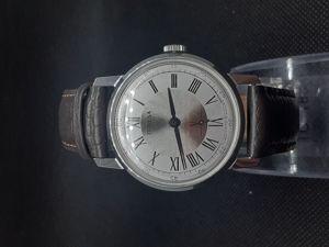 Механические часы Победа с Римскими цифрами, СССР 1980-е. Ярмарка Мастеров - ручная работа, handmade.