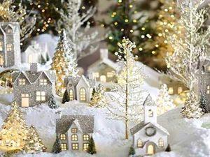 Креативные идеи на Новый год и Рождество. Ярмарка Мастеров - ручная работа, handmade.
