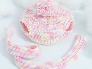 Мастерим шапочку для плюшевого мишки. Ярмарка Мастеров - ручная работа, handmade.