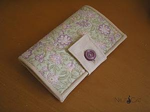 Шьем кошелек из ткани. Ярмарка Мастеров - ручная работа, handmade.