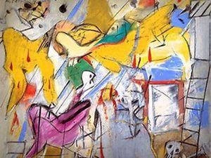 Абстрактная живопись — это хорошо или плохо?. Ярмарка Мастеров - ручная работа, handmade.