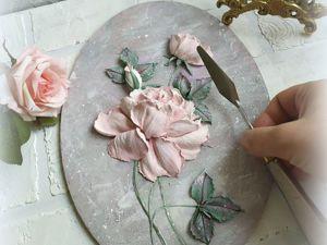 Мастер-классы по скульптурной живописи. Ярмарка Мастеров - ручная работа, handmade.
