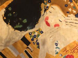 Платок Поцелуй. Ярмарка Мастеров - ручная работа, handmade.
