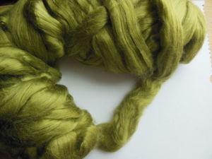 Продажа шелковых волокон для валяния. Ярмарка Мастеров - ручная работа, handmade.