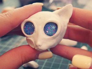 Делаем фантастические глаза для игрушек. Ярмарка Мастеров - ручная работа, handmade.