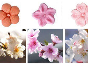 Не все то сакура, что розовым цветет.... Ярмарка Мастеров - ручная работа, handmade.