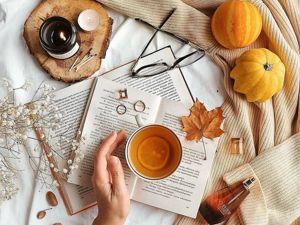 Анонс совместного Осеннего аукциона!. Ярмарка Мастеров - ручная работа, handmade.