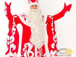 Видео обзор костюма Деда Мороза. Ярмарка Мастеров - ручная работа, handmade.