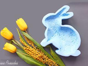 Видеоурок: вырезаем форму зайчика из пеноплекса. Ярмарка Мастеров - ручная работа, handmade.