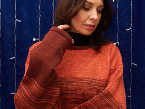 Аукцион на свитер- оверсайз. Старт 2000 руб. Ярмарка Мастеров - ручная работа, handmade.