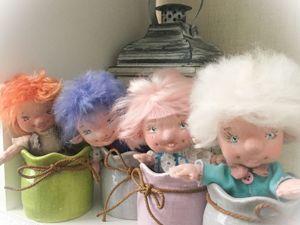 Новая коллекция сувенирных кукол. Ярмарка Мастеров - ручная работа, handmade.