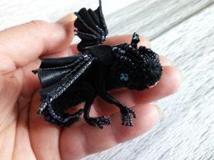 Видео с Чёрным Драконом. Ярмарка Мастеров - ручная работа, handmade.