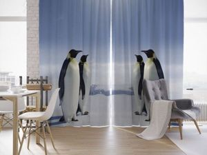 Penguins in Your Home: Ideas for Interior Design. Livemaster - handmade