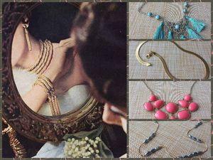 Завершен! Аукцион винтажных украшений  «Колье и цепочки для вас!». Ярмарка Мастеров - ручная работа, handmade.