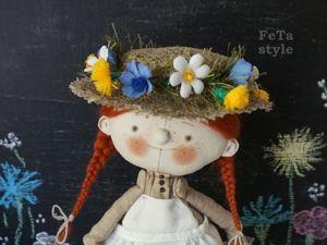 Энн из Зелёных Крыш. Ярмарка Мастеров - ручная работа, handmade.