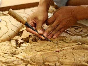 Деревянная красота из Таджикистана. Ярмарка Мастеров - ручная работа, handmade.