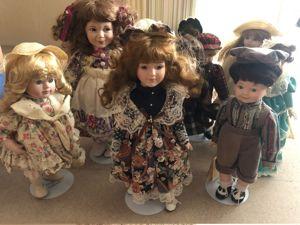 Расродажа коллекционных кукол heritage 1988-89 uu. Ярмарка Мастеров - ручная работа, handmade.