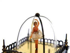 Музыкальные Механические Часы Anniversary Waltz Вальс на Годовщину Влюблённых Сердец Вальс Любви. Ярмарка Мастеров - ручная работа, handmade.