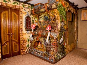 О домашнем уюте творческого человека. Ярмарка Мастеров - ручная работа, handmade.