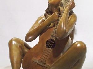 Вдохновляющие скульптуры британского мастера Alain Choisnet. Ярмарка Мастеров - ручная работа, handmade.