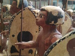 Куклы древнего Египта: смерть работе не помеха. Ярмарка Мастеров - ручная работа, handmade.